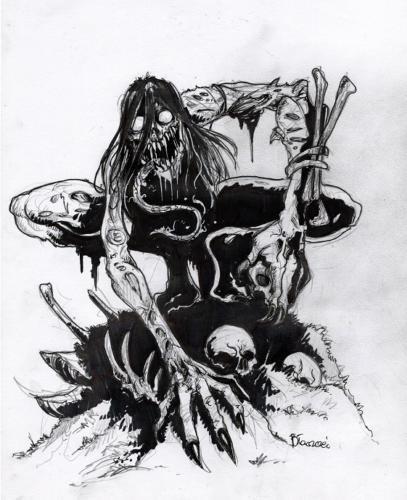scavenger ink
